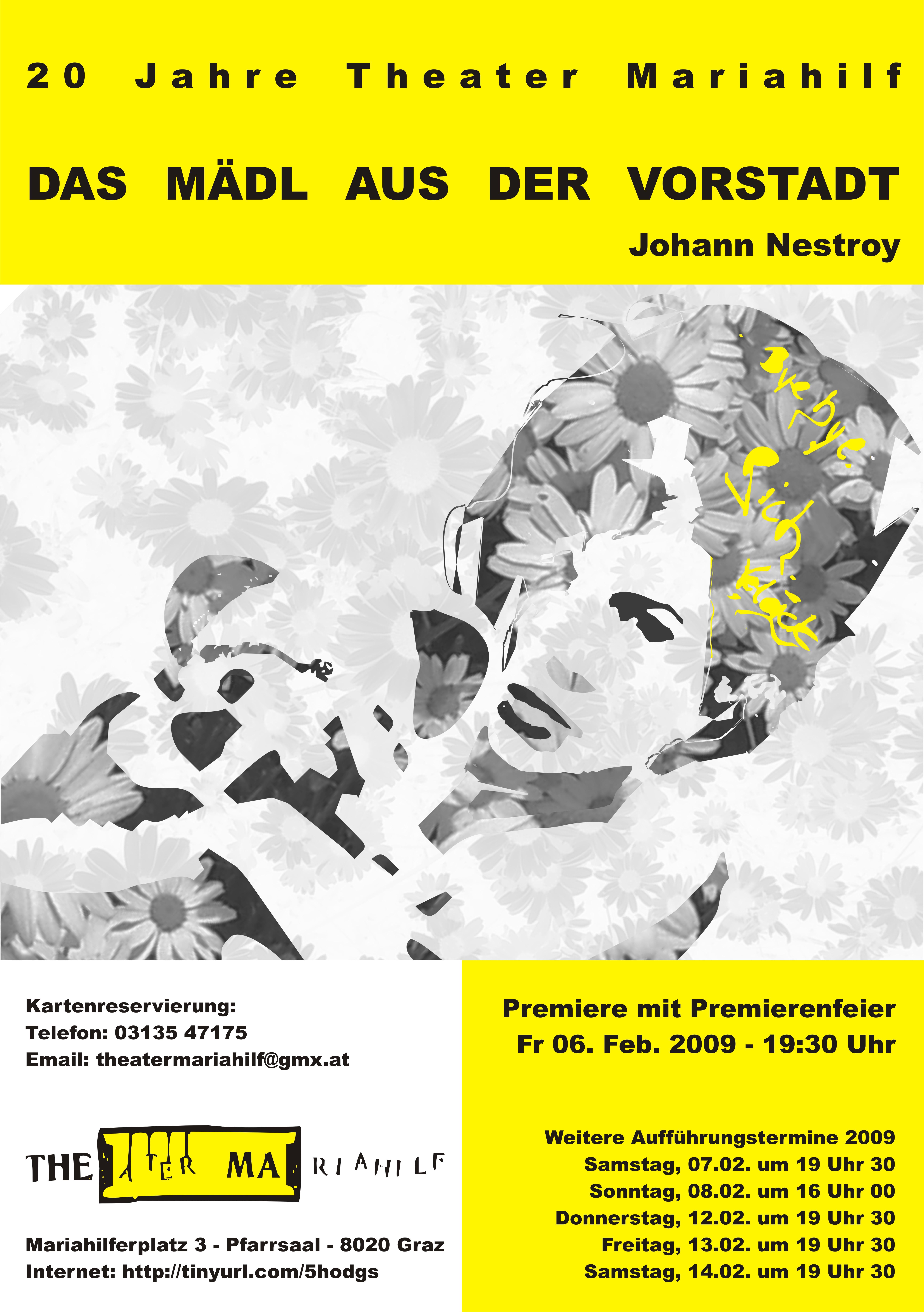 2009 - Das Mädl aus der Vorstadt