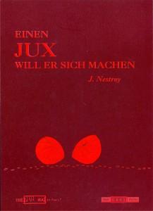 2005 - Einen Jux will er sich machen